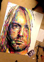 Kurt Cobain - Final Update by Flashback33