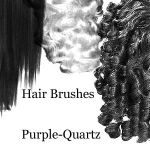 Hair Brushes Request by Purple-Quartz-Brush