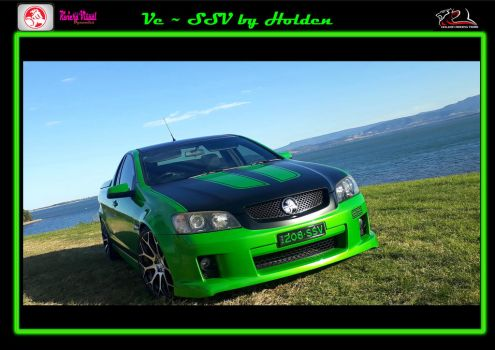 Ve SSV by Holden at Lake illawarra ~ Steel City by RivieraVisual