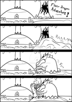 Floor Dragon Adventures! In Sightseeing by Pitdragon