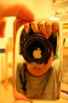 my lovely ipod by tu7uh-Photography