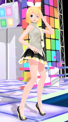 [MMD DL] TDA + WYKP Rin Edit by Mario-and-Sonic-Guy