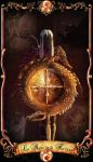 Exiled to Nowhere Tarot - La Roue de la Fortune by Ying-Yang-Syaoran