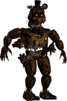 Nightmare Freddy by DarkVirus87