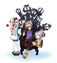 KHUx Avatars Dan | Throne by FongPay
