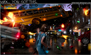 Life is Strange - Max... You got this. by Mike-Kossi