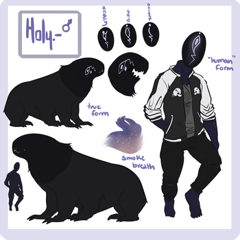 Holy. ref (current main sona) by zaiilex