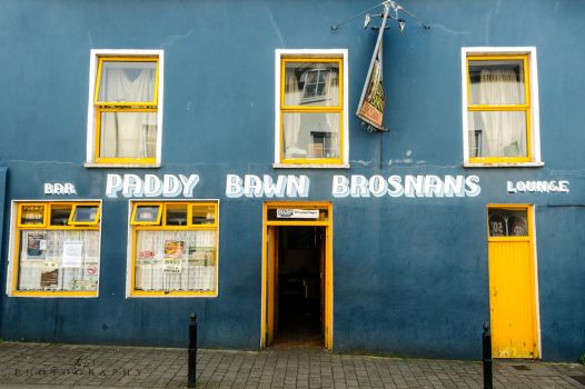 Paddy Bawn Brosnans Bar in Dingle, Ireland by alerizzo