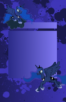 FREE For Use Luna Journal Skin by Electroniic-Journals