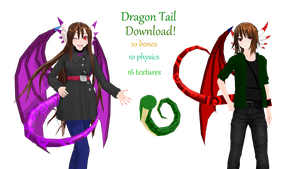 Dragon Tail ~Download~ by RitaLeader14