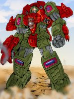 Transformers G1: Flywheels by Clu-art