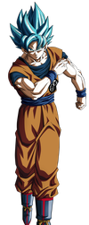 Ready For the Combat. Goku Universe Survival by Koku78