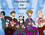 Any Kind: Happy Father's Day by magusVroth