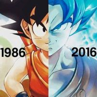 30yrs of Goku DragonBall becoming a God on google by cosplayclass