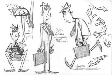 Bob Gray_Modelsheet by tombancroft