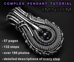 Complex pendant tutorial by IMNIUM