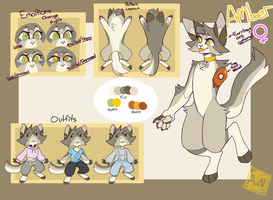 Amber Ref (Auctioned off) by Ambrsweets
