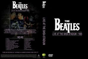 The Beatles at Shea Stadium by BrunoCavalcante