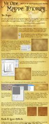 Ye Olde Mappe Tutorial by jocarra