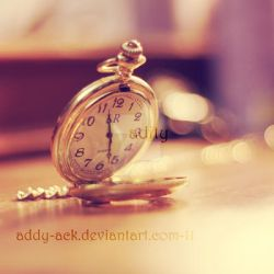time shows... by addy-ack