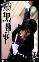 I am one hell of a butler by K-tetsu
