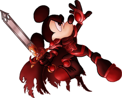 Sentai Mickey by Elera