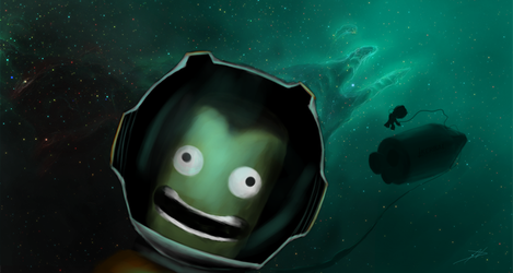 Kerbal Space Program by NikolaDun