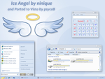 Ice Angel for Vista Basic by psycoB