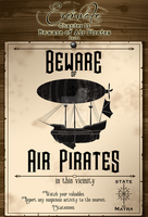 Chapter 11 (Part 1) - Beware of Air Pirates by biancaloran