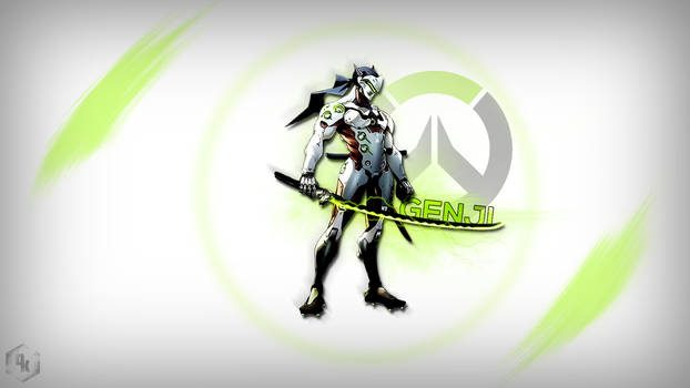 Overwatch: Genji by Xael-Design