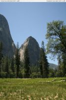 Yosemite 15 meadow by RoonToo