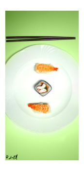 + Sushi-go-round by silentglaive