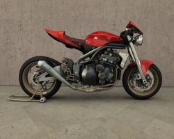 speed triple tuned by TheUncle