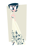 Givenchy and Hepburn by Cool-Hand-Mike