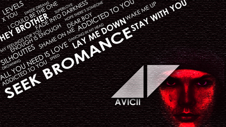 Avicii Wallpaper by Zanatothemax