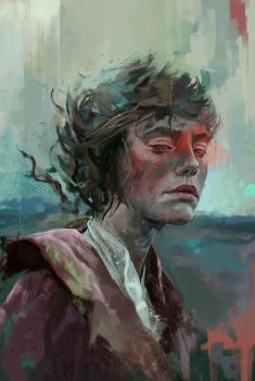 Wuthering Heights Study by Irishmellow