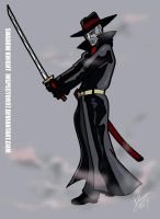 Shadow Knight by Inspector97