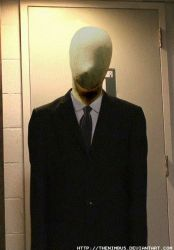 Slender Man: Deal With It by TheNimbus
