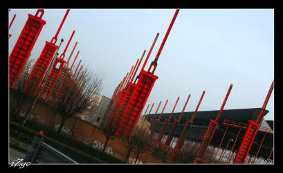 Red Factory by iZgo