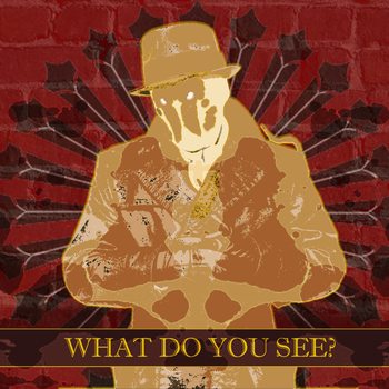 Rorschach Paint :D Digital by wishmask