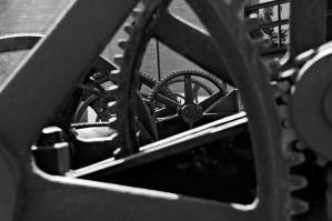 Of cogs and gears by numapompilius