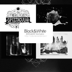 Black and white 1 by cicily