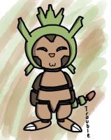 Chespin Pokebot by NoHayTroblemo