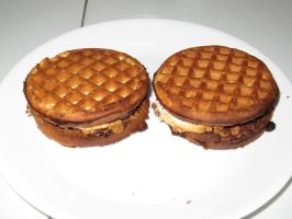 S'More Waffles! by ryanthescooterguy