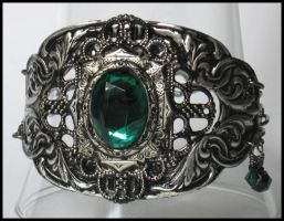 Talia Cuff Bracelet by enchantadorn