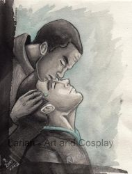 Detroit Sweet Kiss by WaldelfLarian