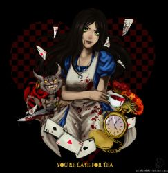 Alice: Madness Returns by AkiDead