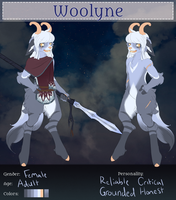 Woolyne Registration - Gil by Arvial