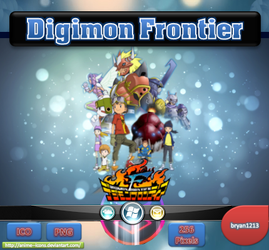 Digimon Frontier ICO and PNG by bryan1213