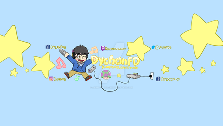 My banner for youtube!~ by animetomodachi